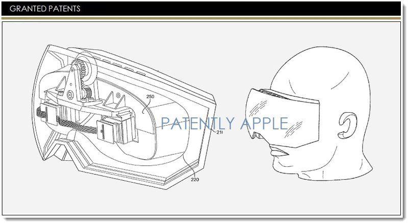 曝苹果头戴式3d显示器