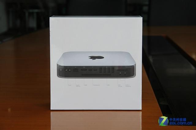 独领迷你电脑风骚 新Mac Mini开箱图赏
