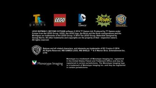 专业娱乐并存 《乐高蝙蝠侠3》试玩图赏