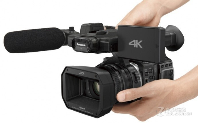 松下摄像机FC100 仅售12036元 送礼包
