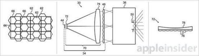 【高清图】苹果3d专利曝光:自动显示环境透视投影