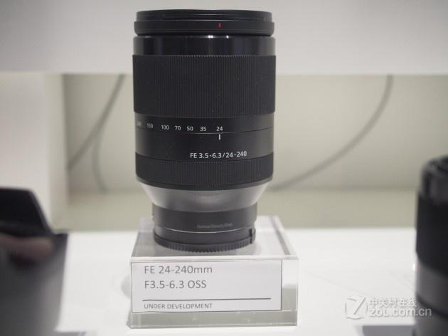 索尼FE 24-240mm f/3.5-6.3 OSS(SEL24240)