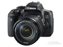 佳能 (Canon)750D套机(18-135mm)原封国行  顺丰包邮 购机即送配件套装 三年质保让您售后无忧.XLM