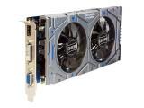 影驰GeForce GTX 750Ti骁将整体外观图