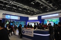 InfoComm 2015:联建光电LED智能云TV