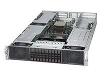 超微 2028R-C1R4+ CPU类型:Intel XEON 2600 v3