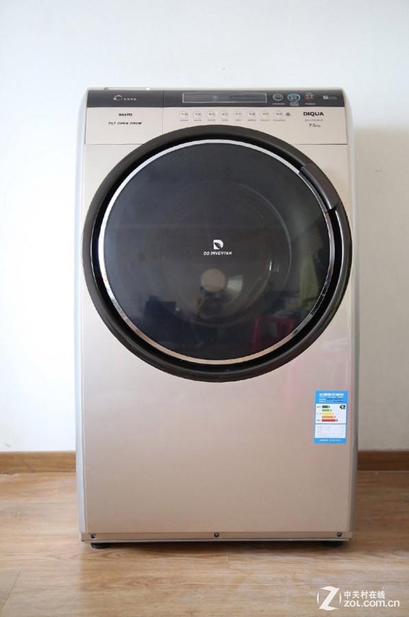 diqua滚筒洗衣机视频
