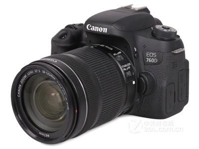 佳能(Canon)EOS 760D 单反套机 (EF-S 18-200mm f/3.5-5.6 IS 镜头)
