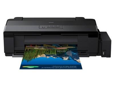 爱普生 L1800 原装连供 6色照片A3幅面  *联保的彩色打印机   免费送货上门安装调试