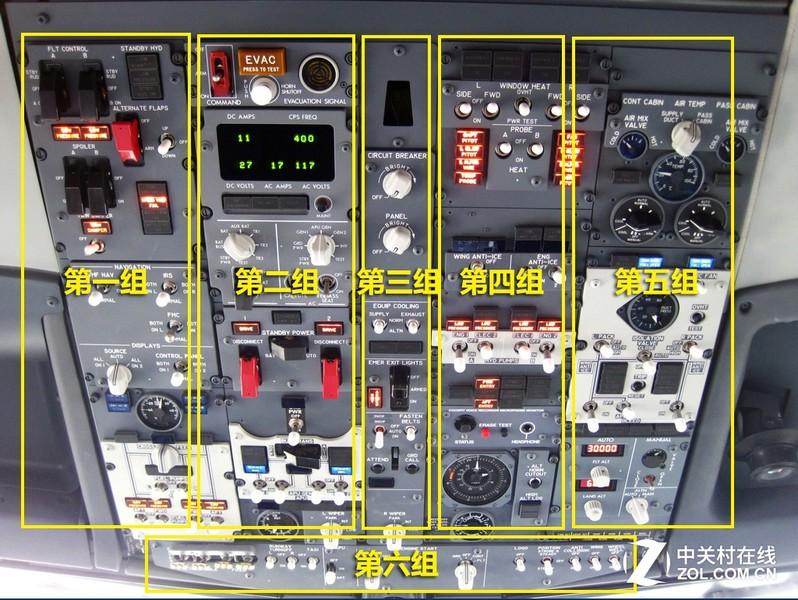 天使与魔鬼6:走进波音737飞机驾驶舱中 (29/38)