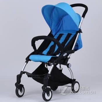 超轻便伞车可带上飞机的婴儿车