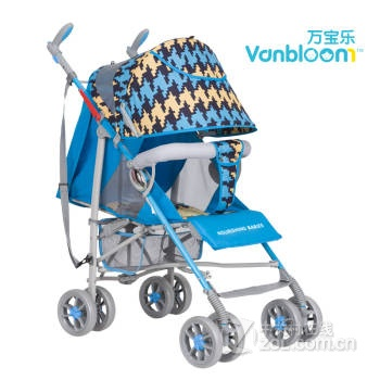 【婴儿推车坐躺可睡bb车超轻便型简易折叠伞车宝宝手