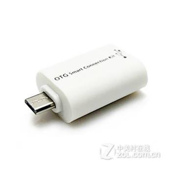 希诺金 适用于三星otg转接头 v8 手机平板电脑micro usb otg转接头