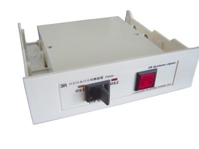3R 硬盘切换器