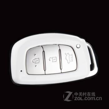现代朗动钥匙电池型号