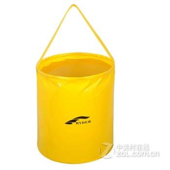 户外便携折叠水桶10l