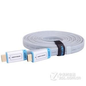 威迅 H450HDF(冰蓝色扁线/3米)