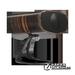 德古(DOMIGO)智能音响无线WiFi音箱家庭2.0声道纯手工木质HIFI音质 黑檀木