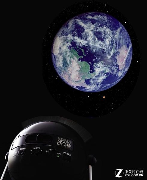 【高清图】 手中的黑科技 3d打印星空灯房间变秘境图1