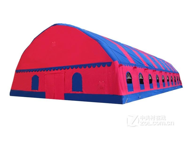 电动折叠圆形帐篷