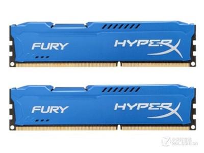 金士顿 骇客神条FURY 8GB DDR3 1866