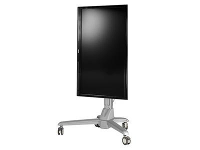 TOPSKYS 液晶电视视频会议移动推车落地电视挂架电视支架CTP441