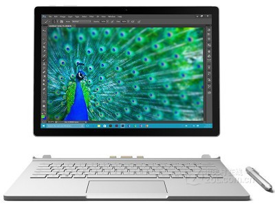 微软 Surface Book(i7/16GB/512GB/独显)
