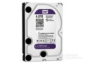 西部数据 紫盘4TB 64MB SATA3(WD40PURX)