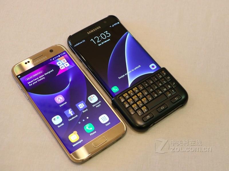 s7edge银色实拍图_SamsungS7Edge银色老用户开箱简评S