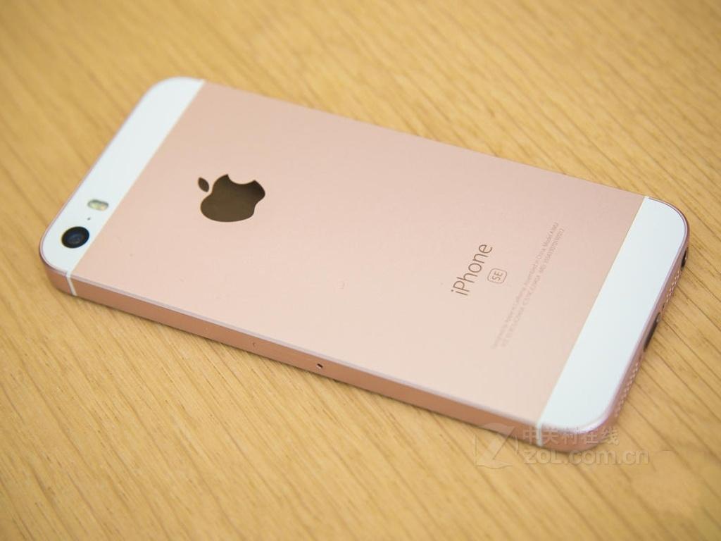 【高清圖】 蘋果(apple)iphone se(全網通)實拍圖 圖409
