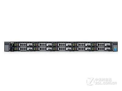 戴尔 PowerEdge R630 机架式服务器(Xeon E5-2630 V3*2/16*2GB/600GB*4)