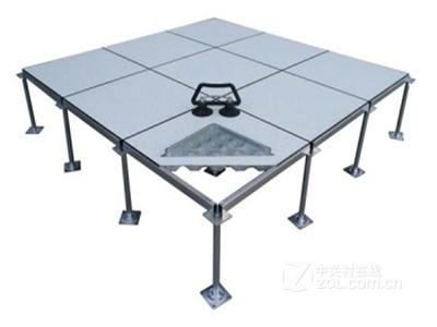 苏跃 全钢防静电地板(有边/无边)