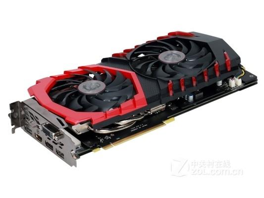 微星GeForce GTX 1060 GAMING X 6G