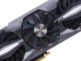 索泰GeForce GTX 1070-8GD5 至尊Plus OC局部细节图