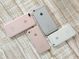 苹果iPhone 7 Plus对比图