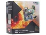 AMD APU系列 A8-3870K(盒)
