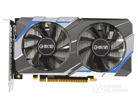 影驰 GeForce GTX 1050虎将 黑色