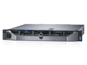 戴尔 PowerEdge R230 机架式服务器(Xeon E3-1220 v5/4GB/500GB)