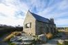 新西兰特卡波湖教堂和别墅