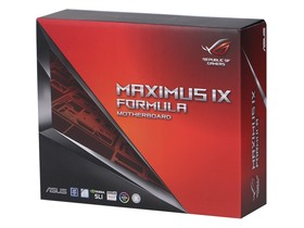华硕ROG MAXIMUS IX FORMULA包装盒