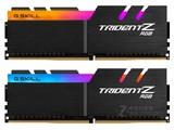芝奇 Trident Z RGB 16GB DDR4 3200(F4-3200C14D-16GTZR)