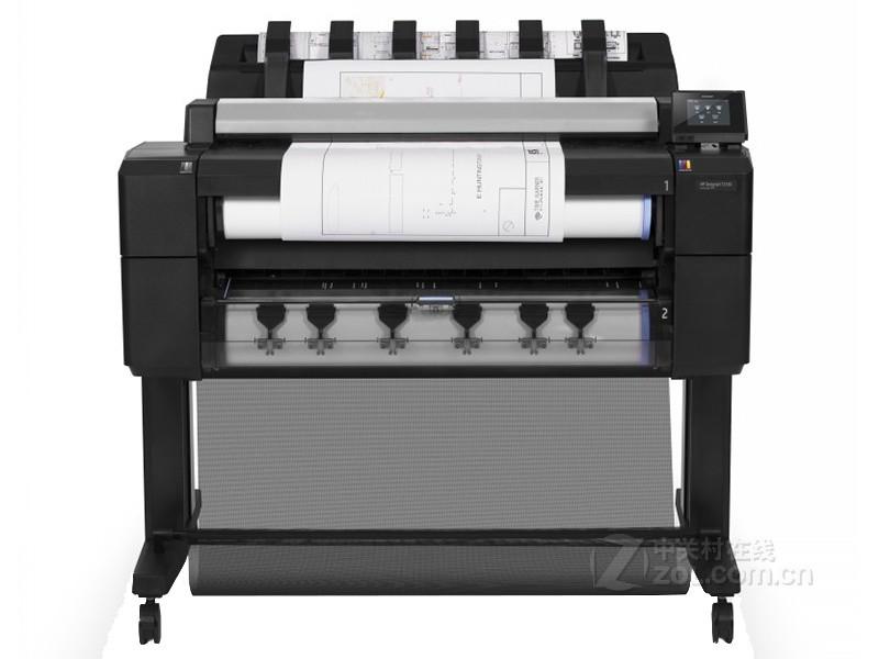 HP T2530 大幅面打印机热销仅售68500元