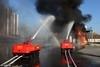 全地形消防灭火机器人亮相