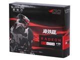 蓝宝石RX 470 4G D5 海外版 OC配件及其它
