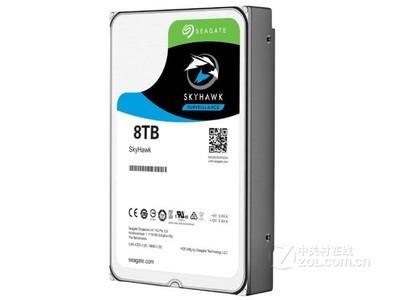 希捷  8T 7200转 256MB(ST8000VX0022)