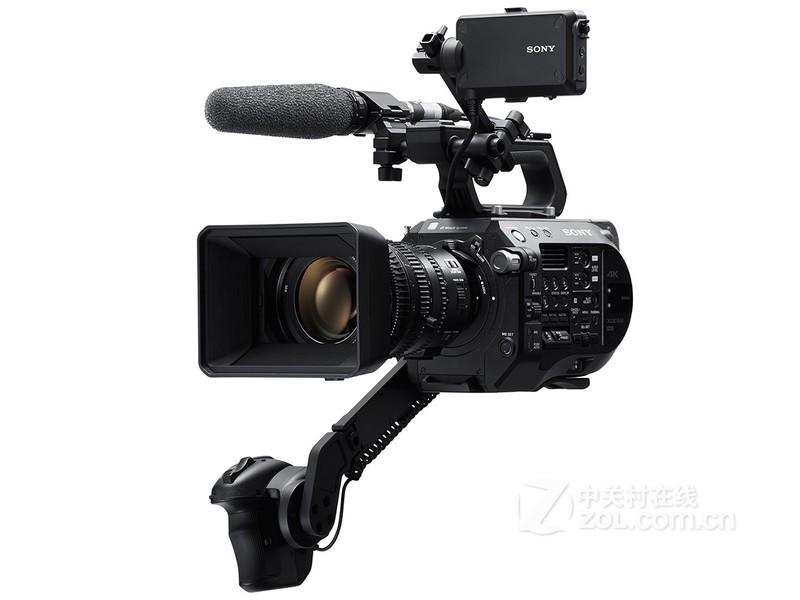 新款4K录制 索尼PXW-FS7IIK仅售80636元