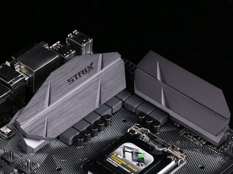 华硕rog strix b250f gaming