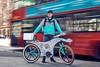 74件厨具打造的自行车