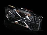 技嘉AORUS GTX 1080Ti Xtreme Edition 11G效果图