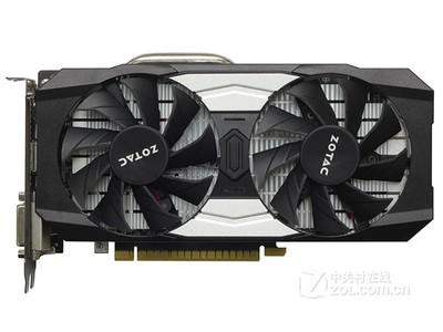 索泰GeForce GTX 1050Ti-4GD5促1551元